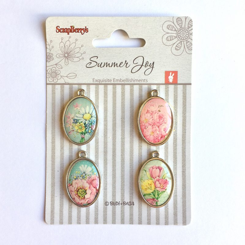 Summer Joy Epoxy Metal Embellishment_NEW