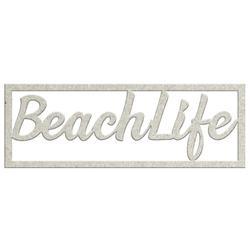 Beach Life 4 X 1