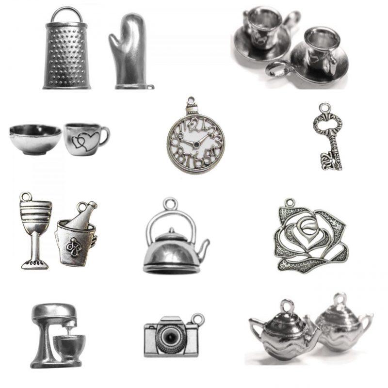 Embellishments - Metal