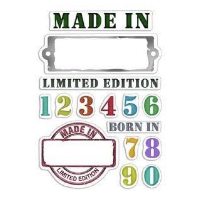 Acrylic Stamps